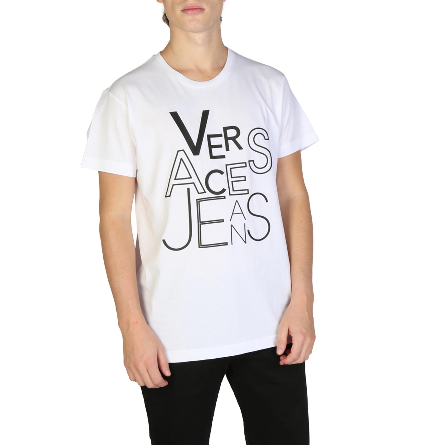 e7c9bc5c2396 Tričko s krátkym rukávom Versace Jeans B3GSB71G 36609 003 - Glami.sk