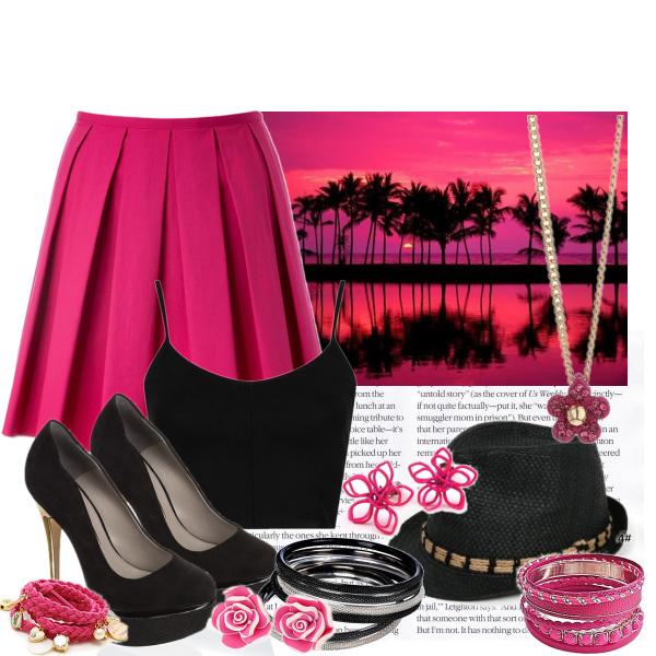 Pink life