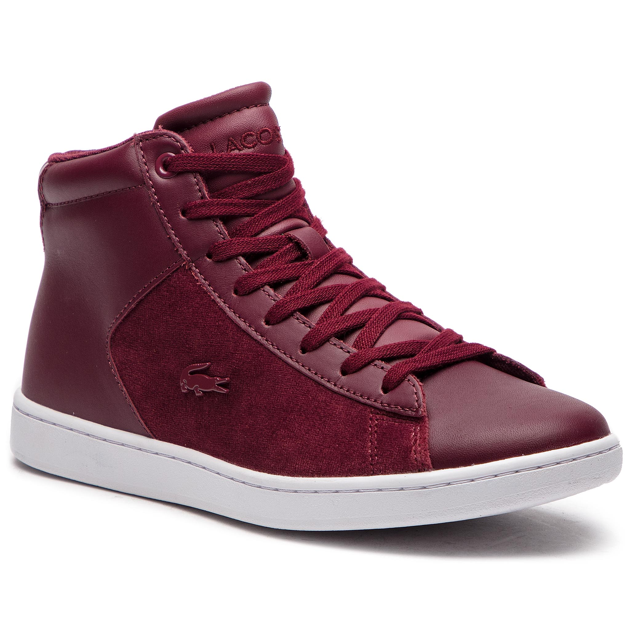 75bc0788bd Lacoste Carnaby Evo Mid 318 1 Spw 7-36SPW00172H2 - Glami.cz