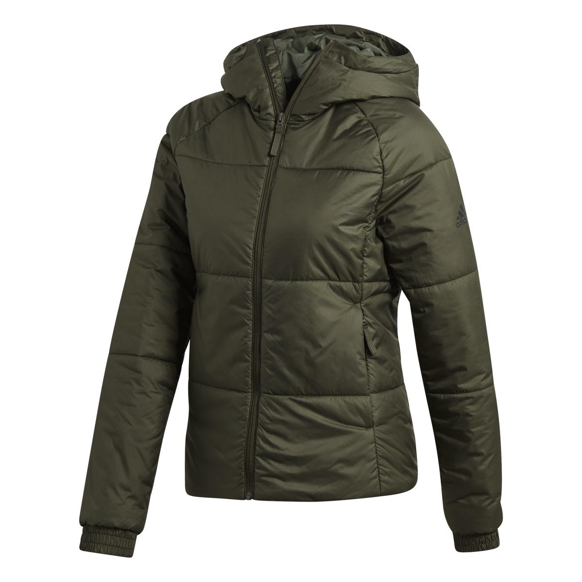 bceff56aa640 adidas W Bts Jacket zelená XL - Glami.sk