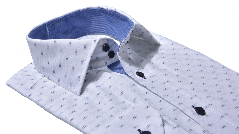 53dfdcae5a8a Alain Delon Voľnočasová Slim Fit košeľa s printom - Glami.sk