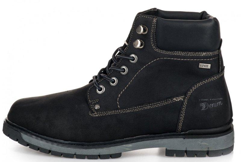 427557ad5e ... Tailor pánská kotníčková obuv 42 černá. -35%. Tom ...