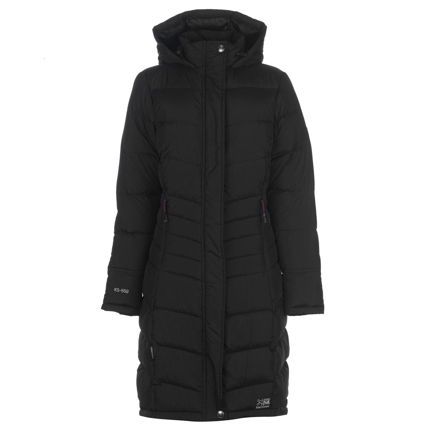 Bunda Karrimor Long Down Jacket Ladies - Glami.sk 4791c28492a