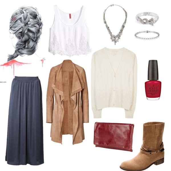 Vintage Blogger Outfit