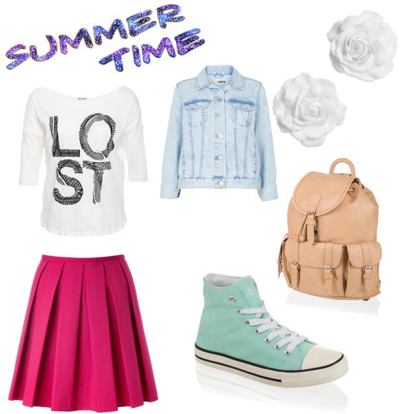 I love summer :3