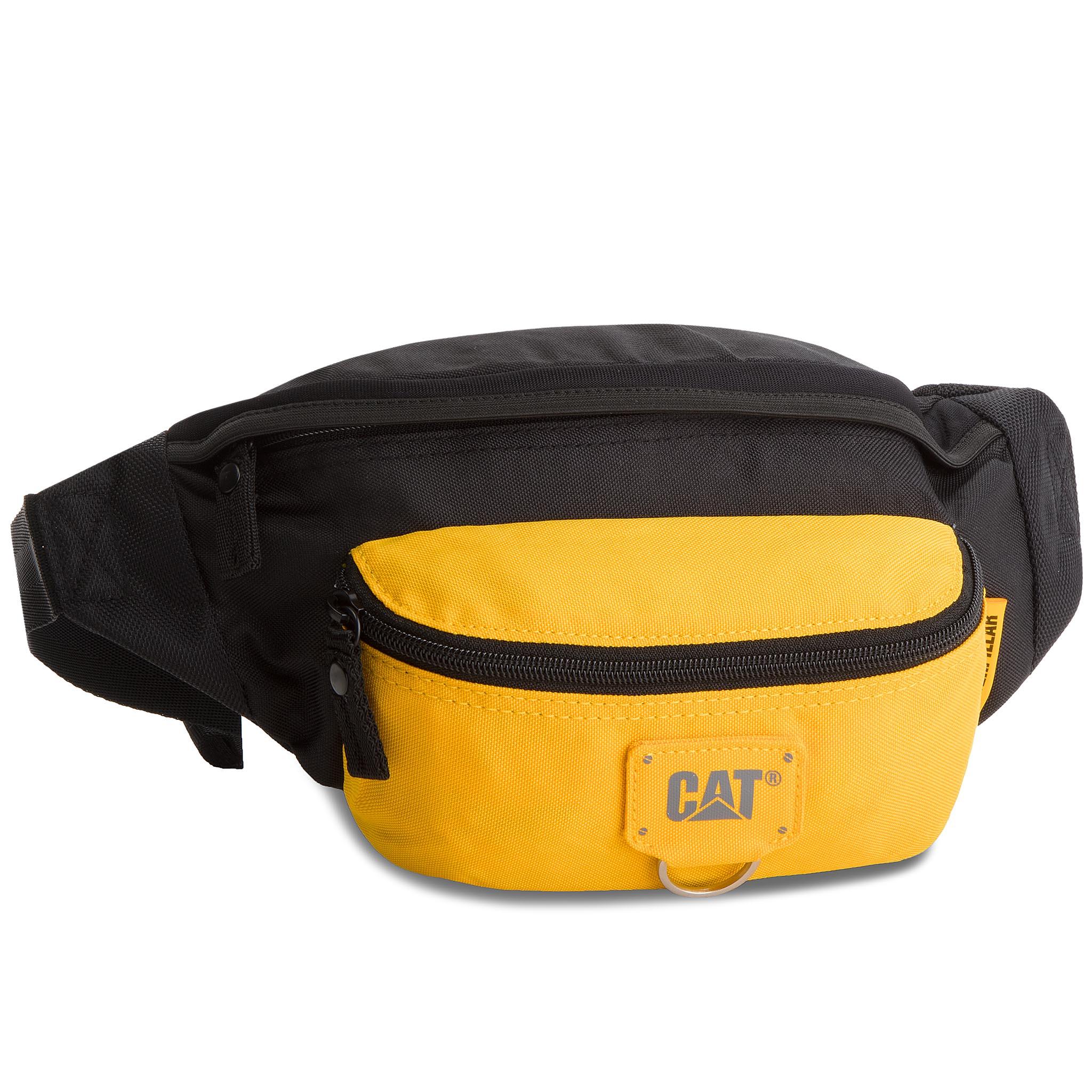 Övtáska CATERPILLAR - Raymond 83432-12 Black Yellow - Glami.hu 2cc40121b8