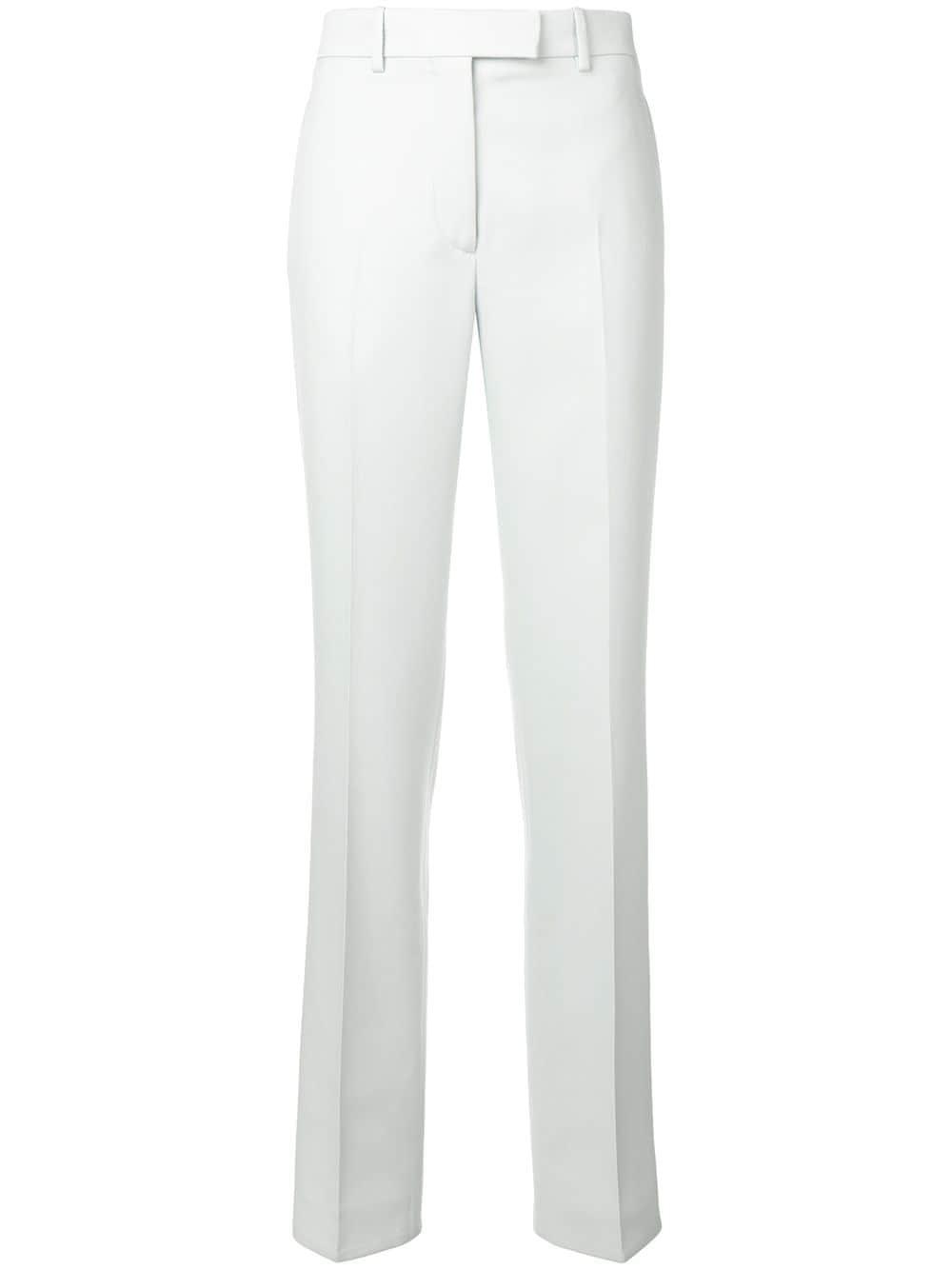 d10c0256f87 Calvin Klein 205W39nyc high waisted trousers - Blue - Glami.cz