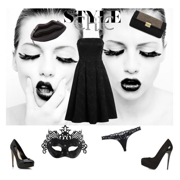 Black night style
