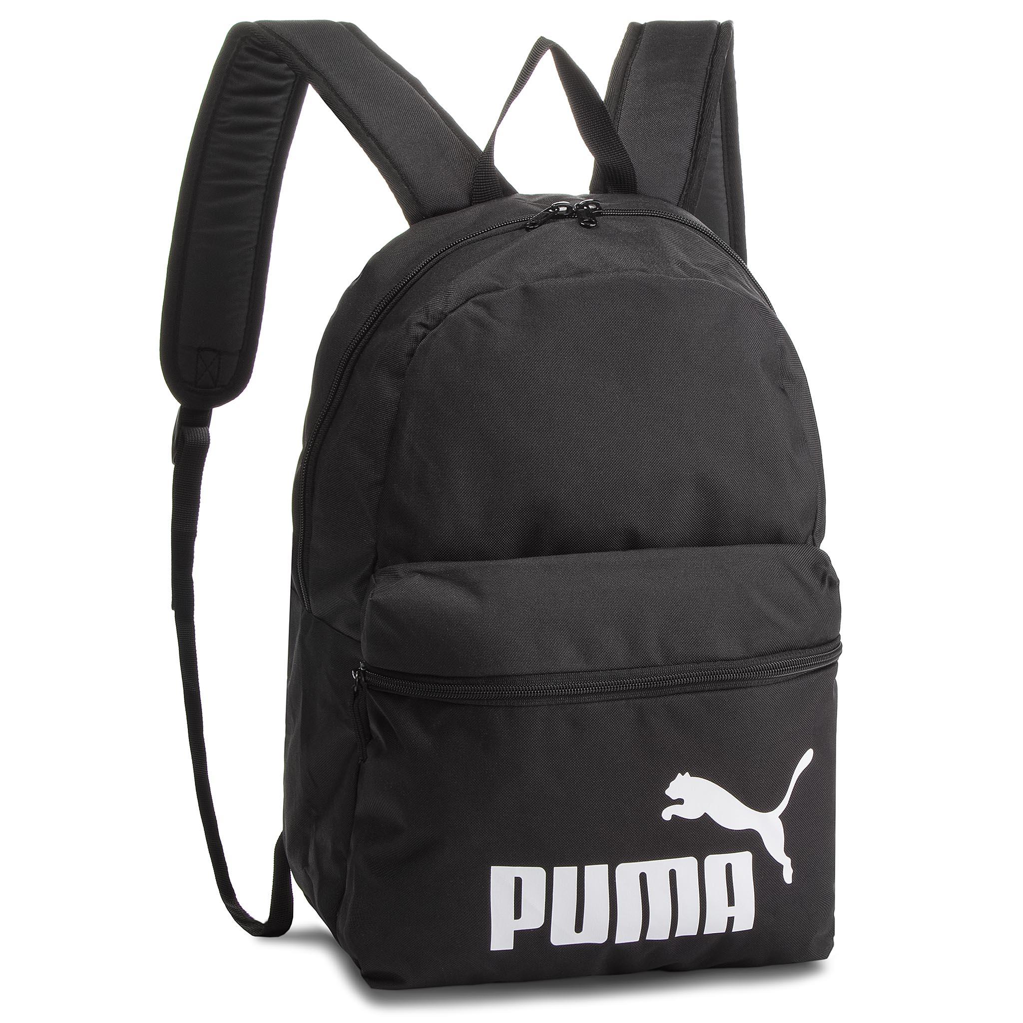 02536793c43d Hátizsák PUMA - Phase Backpack 075487 01 Puma Black - Glami.hu