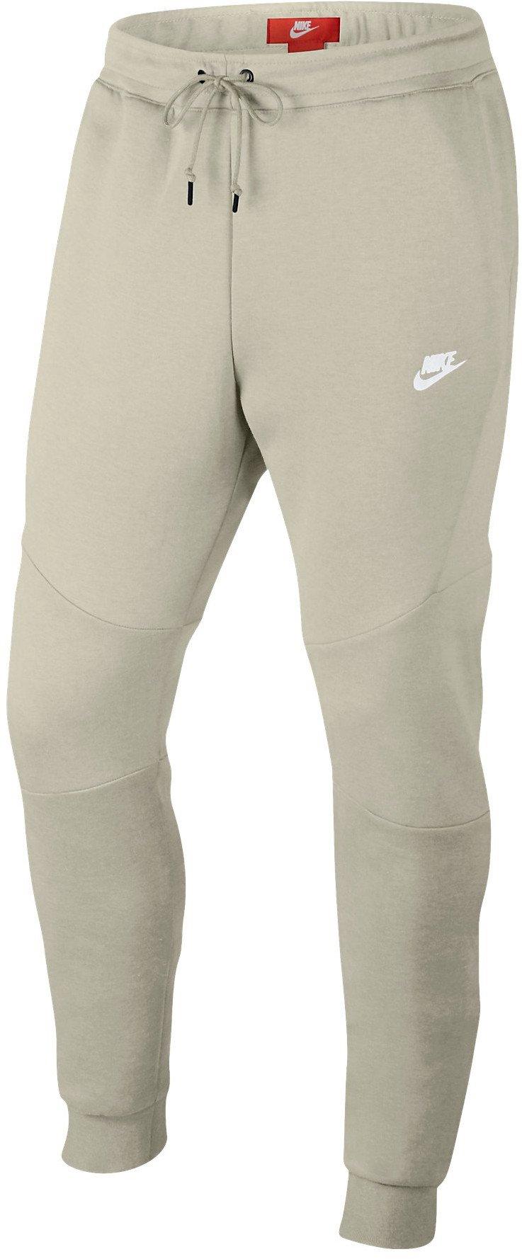 Kalhoty Nike M NSW TCH FLC JGGR 805162-075 - Glami.cz 6a6b7dc486