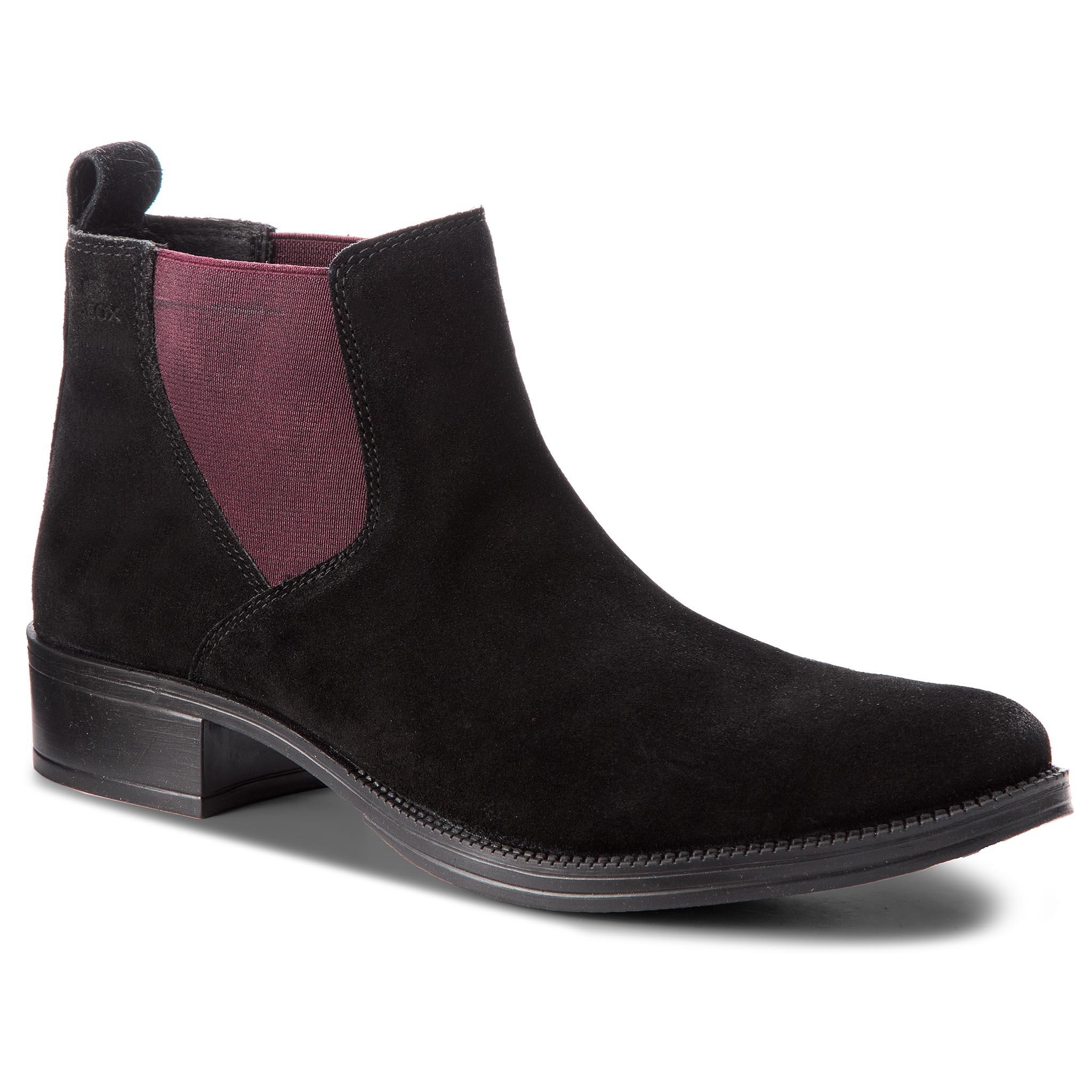 a7391901c37 Kotníková obuv s elastickým prvkom GEOX - D Laceyin C D84BFC 00023 ...