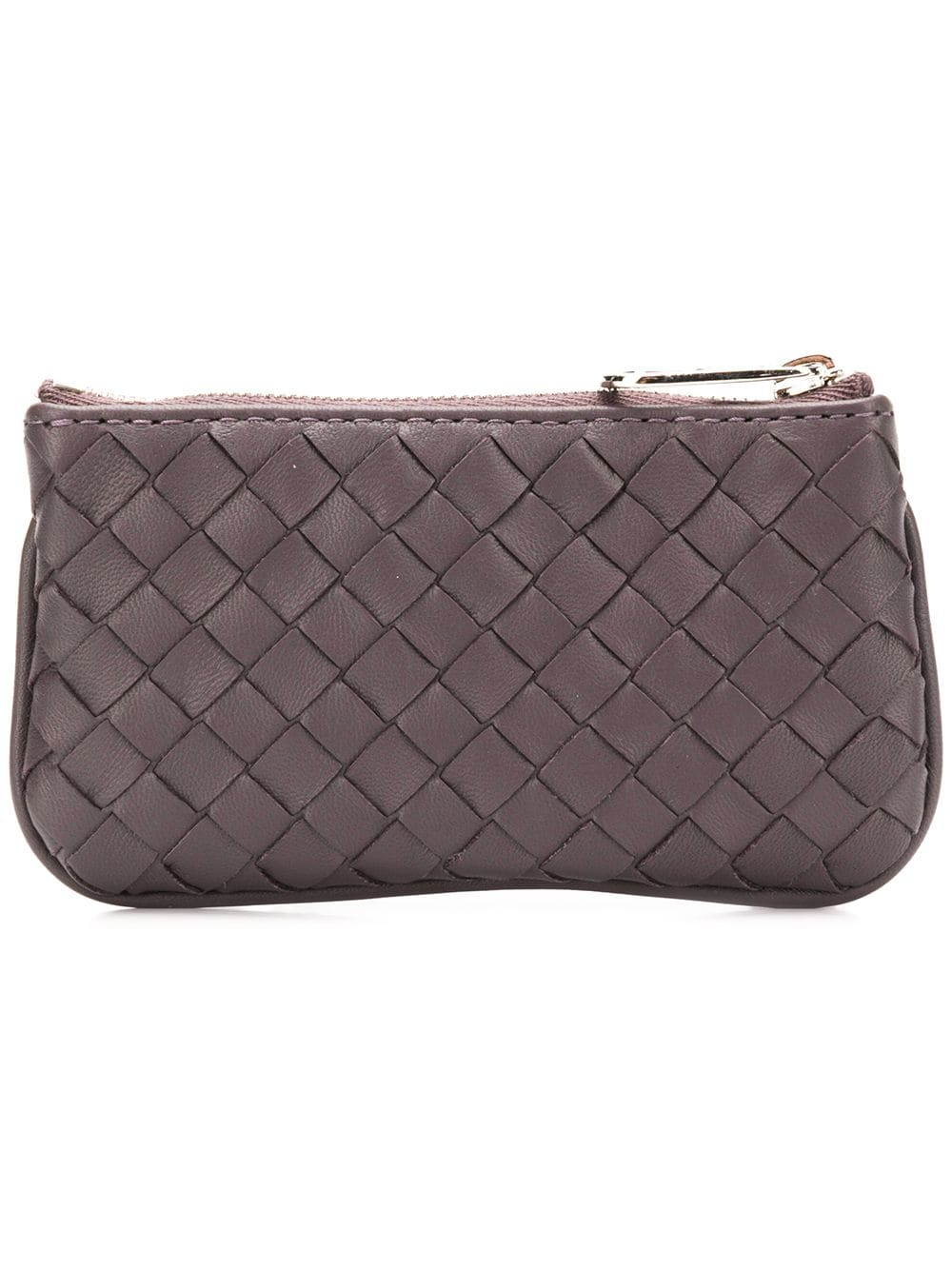 b7f253e7ec59 Bottega Veneta Intrecciato wallet - Brown - Glami.hu