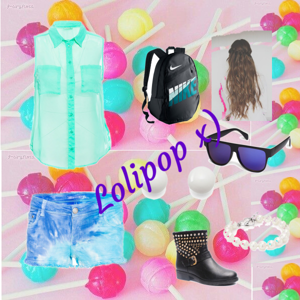 Lolipop x)