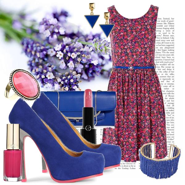 purpurová kráska