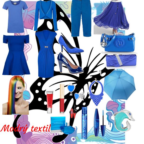 Modrý styl