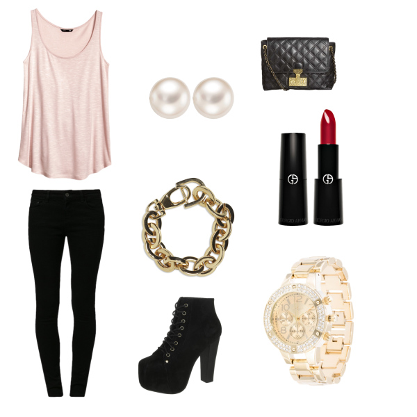 Abend outfit