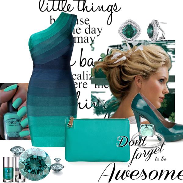 oblíbená barva:)