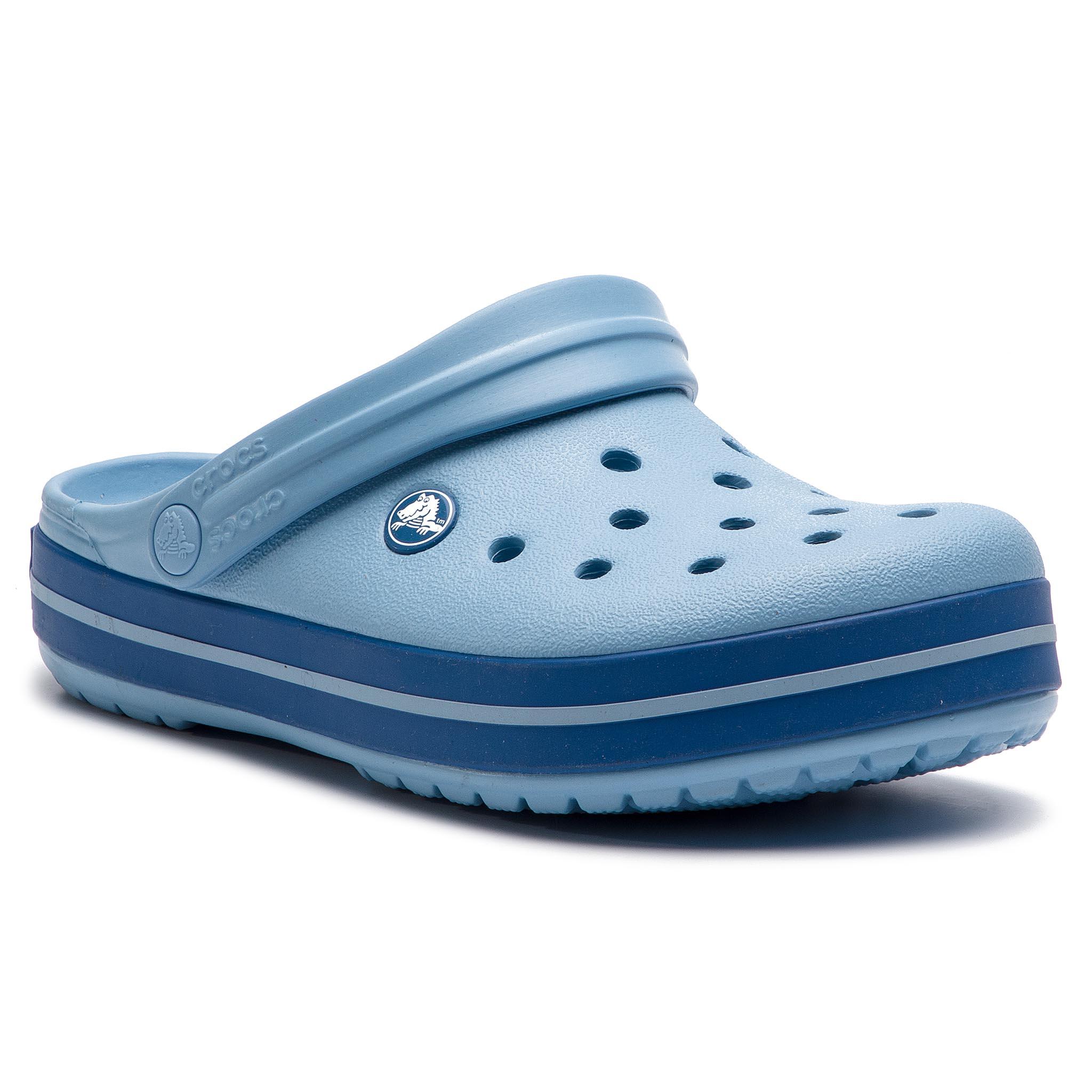 Papucs CROCS - Crocband 11016 Chambray Blue Blue Jean - Glami.hu fddcb9678f