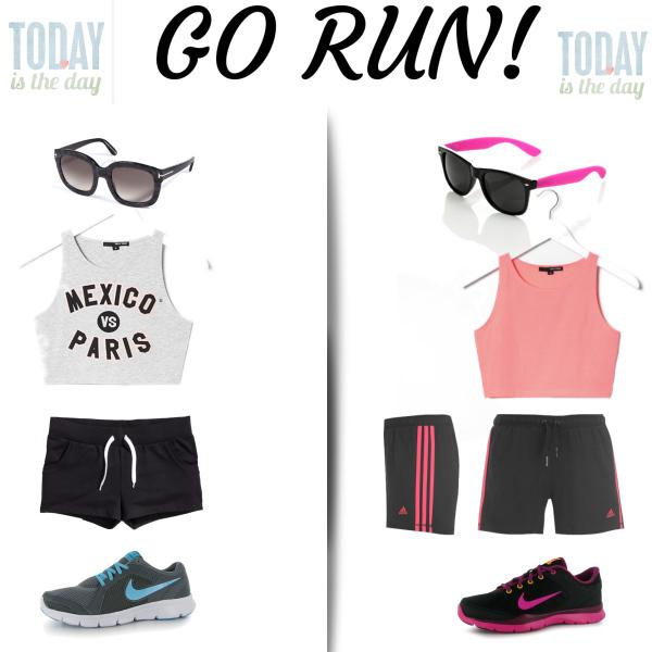 GO RUN!