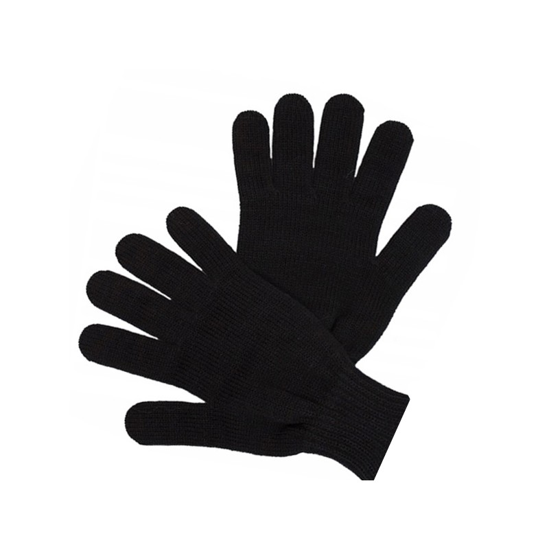 Černé pletené silné pánské rukavice Assante 89702 - Glami.cz 8e9ac9b908