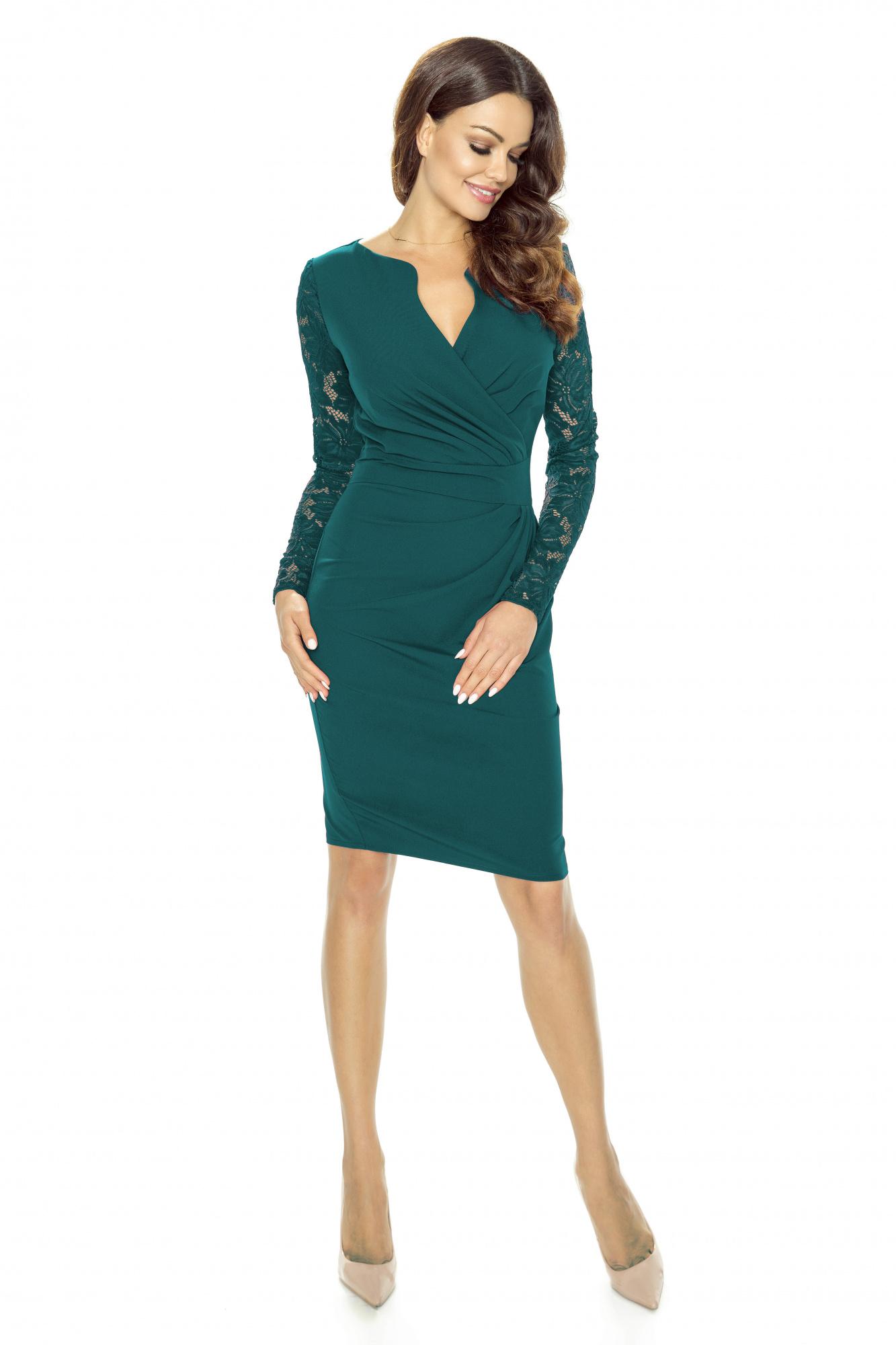 KARTES Dámské šaty Andalusie zelené - Glami.cz f22dc2d15cf