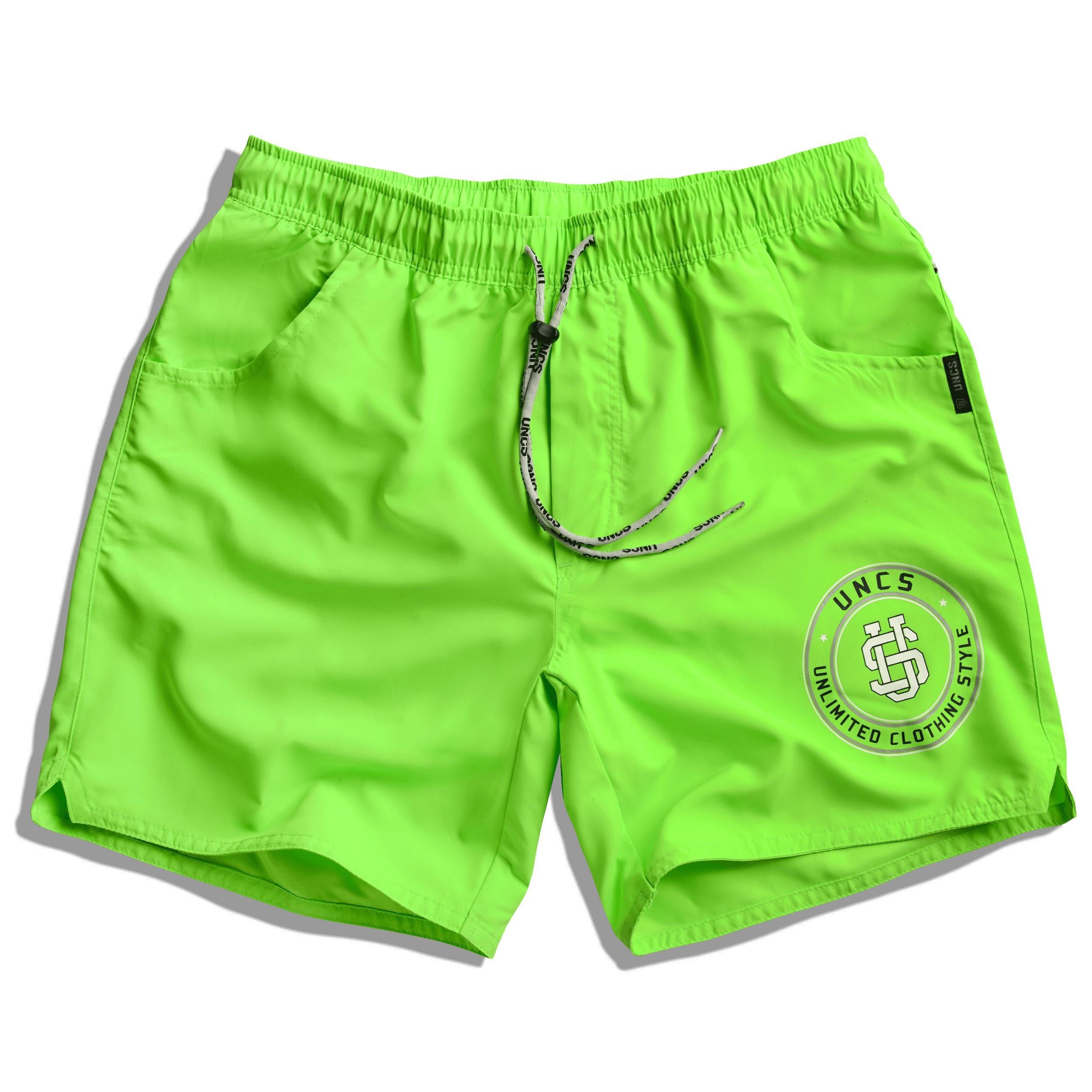 UNCS Pánské koupací šortky Sarasota GREEN - Glami.cz 6d527f9449