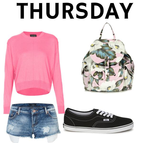 THURSDAY :D
