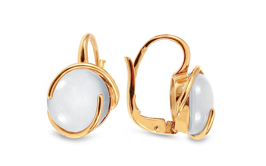 iZlato Forever Zlaté náušnice s mačacím okom Malory 2 IZ12395N ... 290e4345cb4