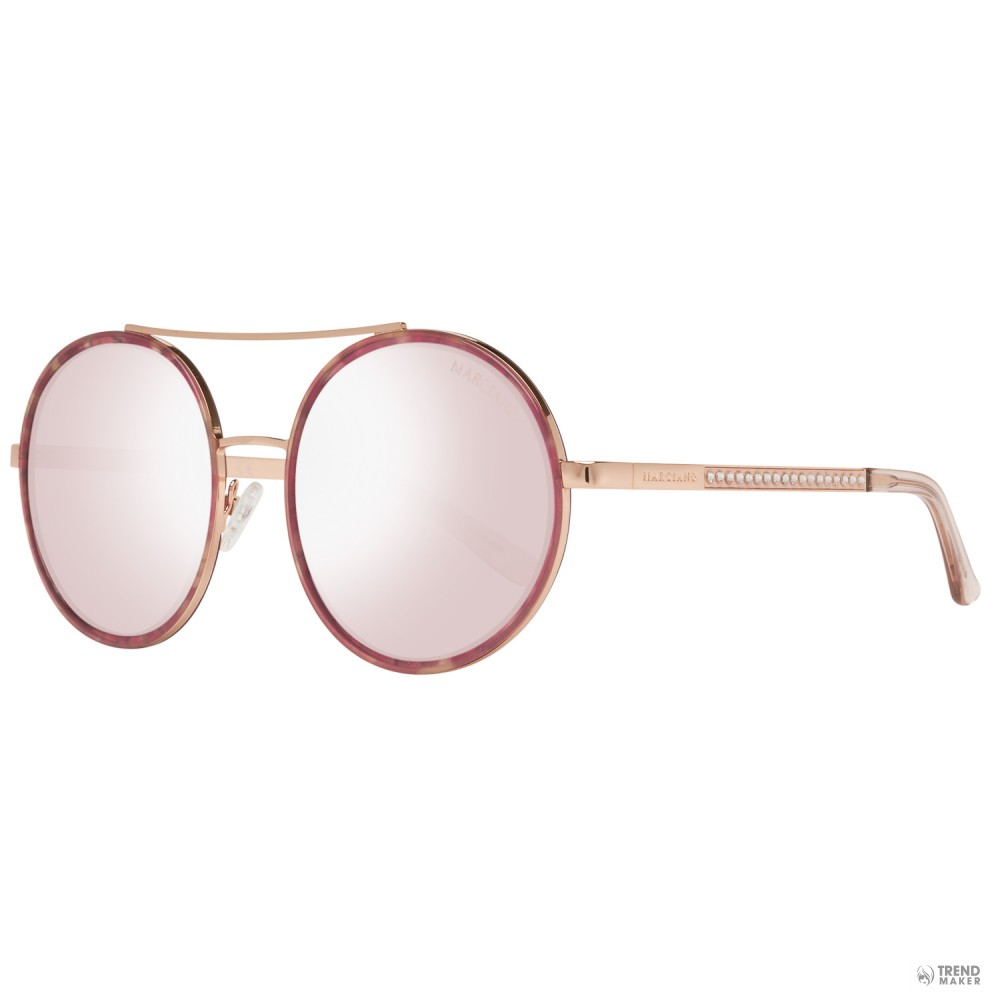 Guess by Marciano napszemüveg GM0780 28U 55 Guess by Marciano napszemüveg  GM0780 28U 55 női rózsa arany színű a99332be06