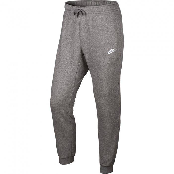 4cf7e4b54df ... tepláky Sportswear Jogger grey heather Velikost  L. -30%. NIKE ...