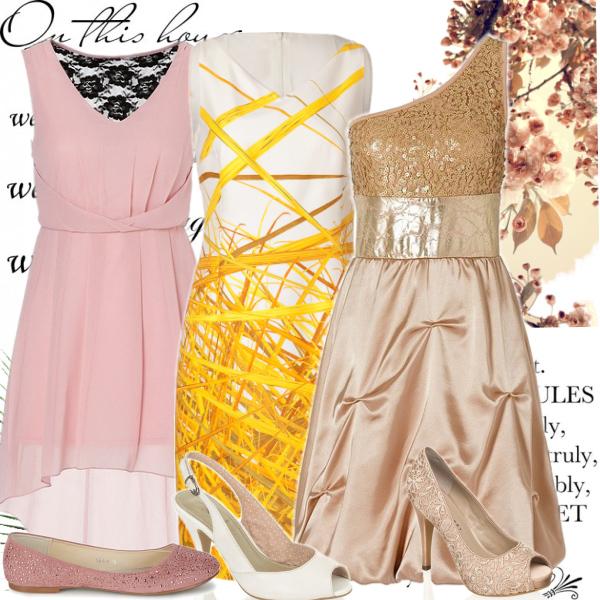 Set šatů