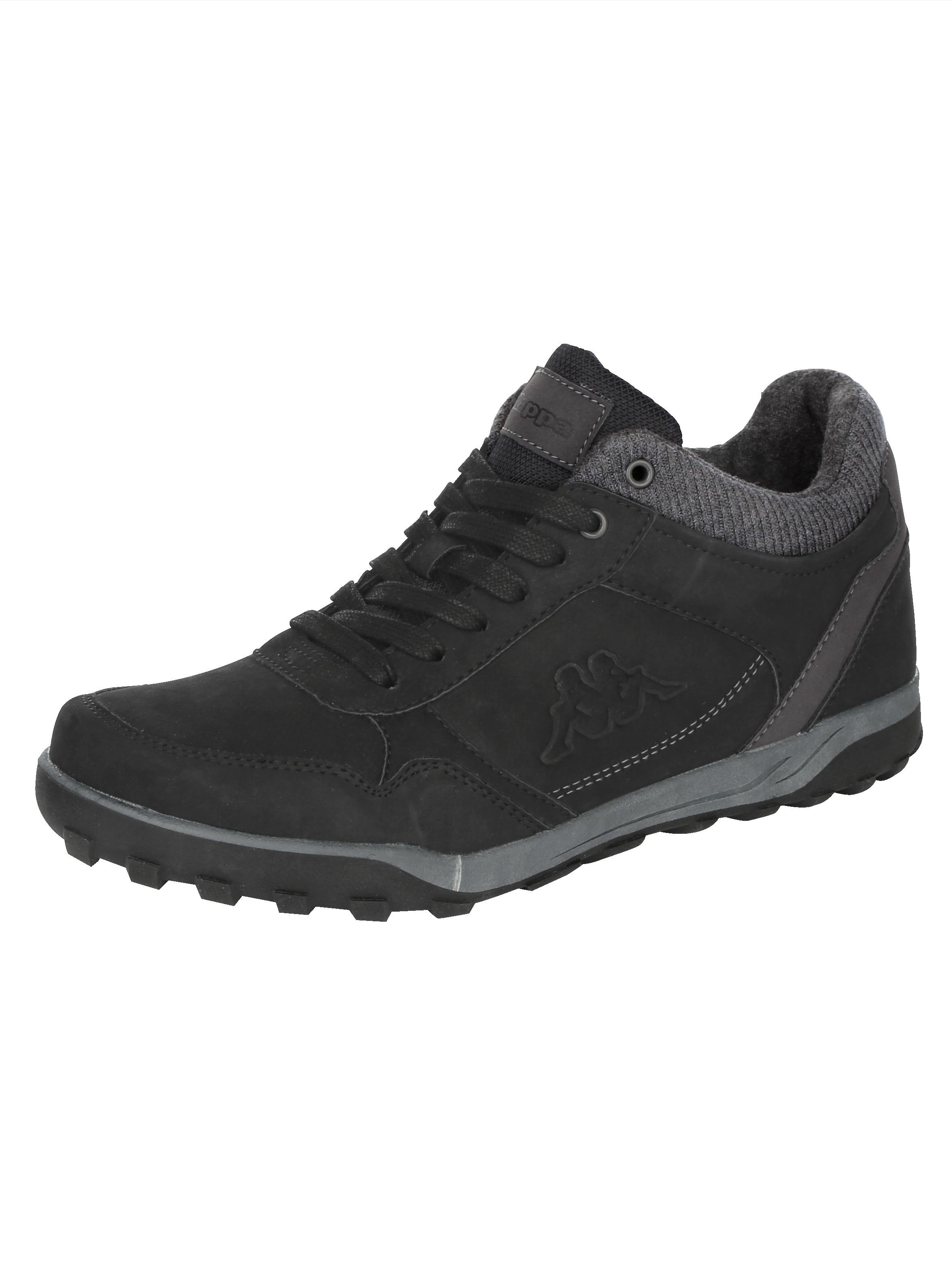 Šnurovacia obuv Kappa čierna šedá - Glami.sk c022a499f7