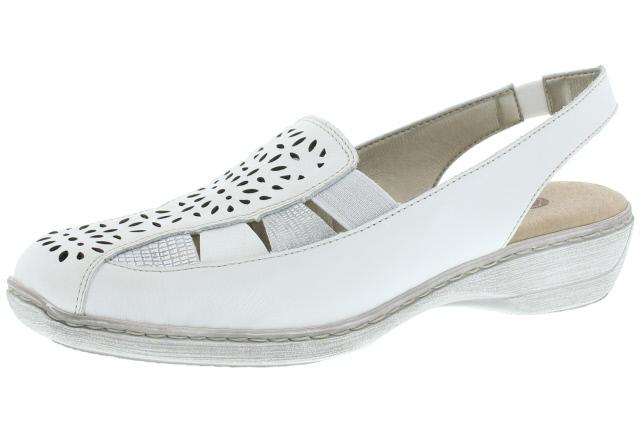 75417912ac16 Dámska uzatvorená sandála na nízkom podpätku značky Remonte-Rieker ...