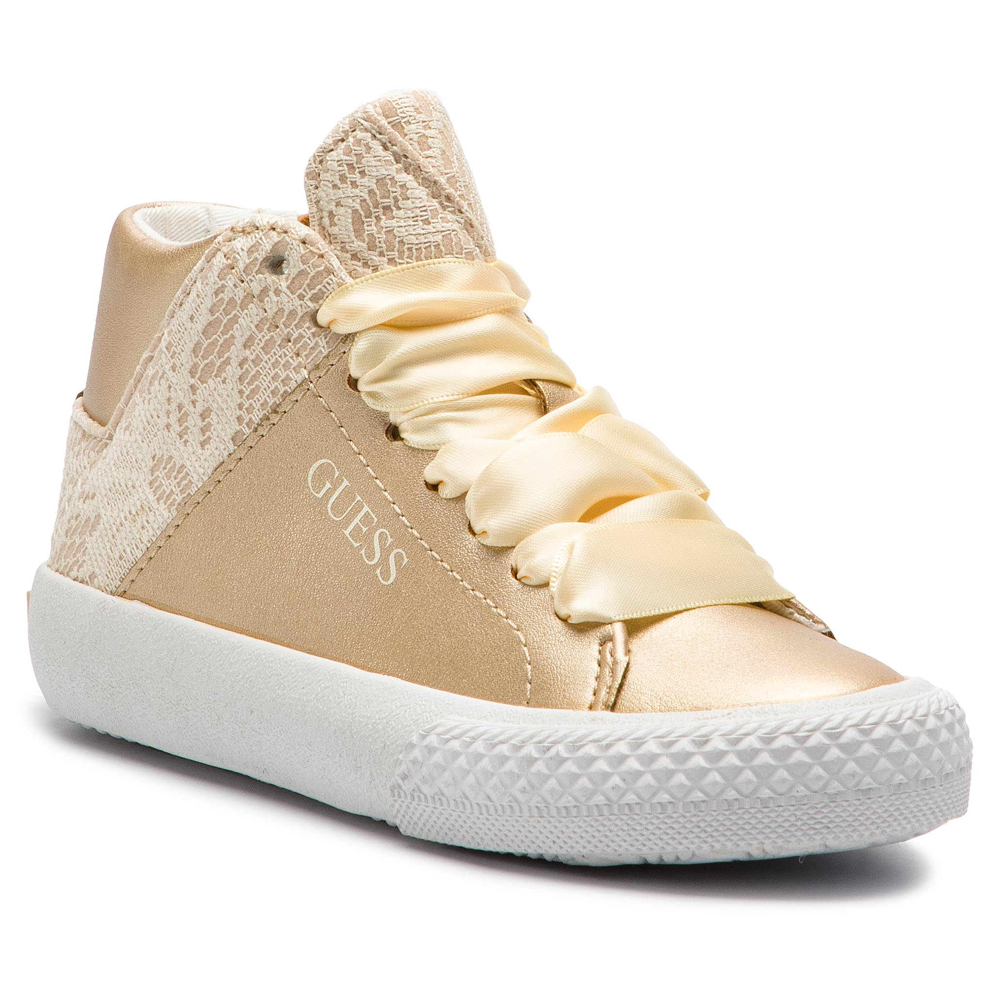 e5c050eed3 Sneakers GUESS - Marty FIMRT3 ELE12 GOLD