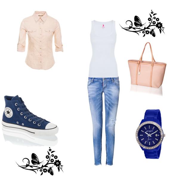 Blue is best :)