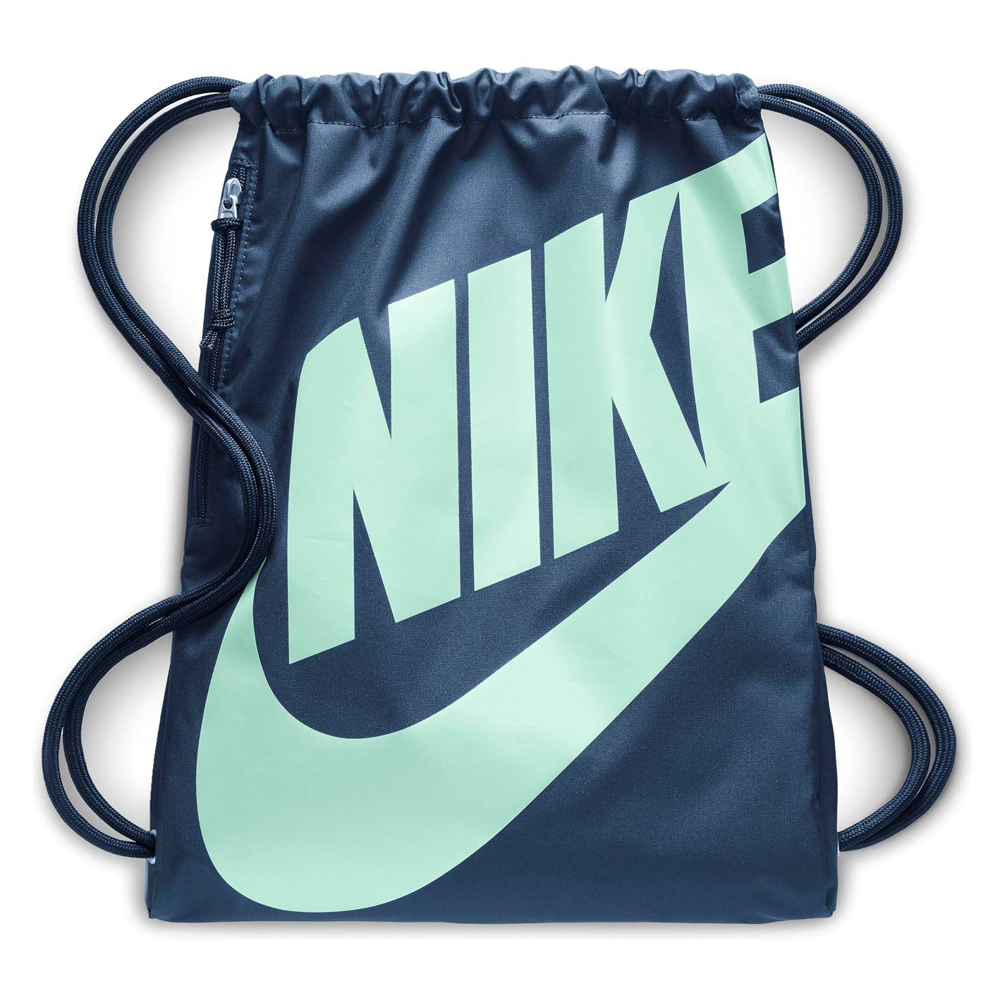 acc75f209bb Taška Nike Heritage Gymsack - Glami.cz
