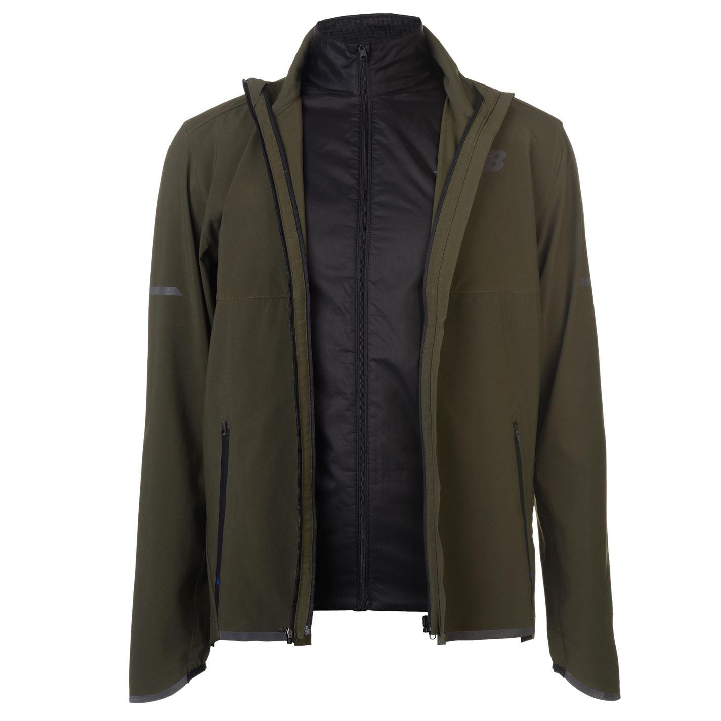 b0f8960922 Dzseki New Balance Precision Jacket Mens - Glami.hu