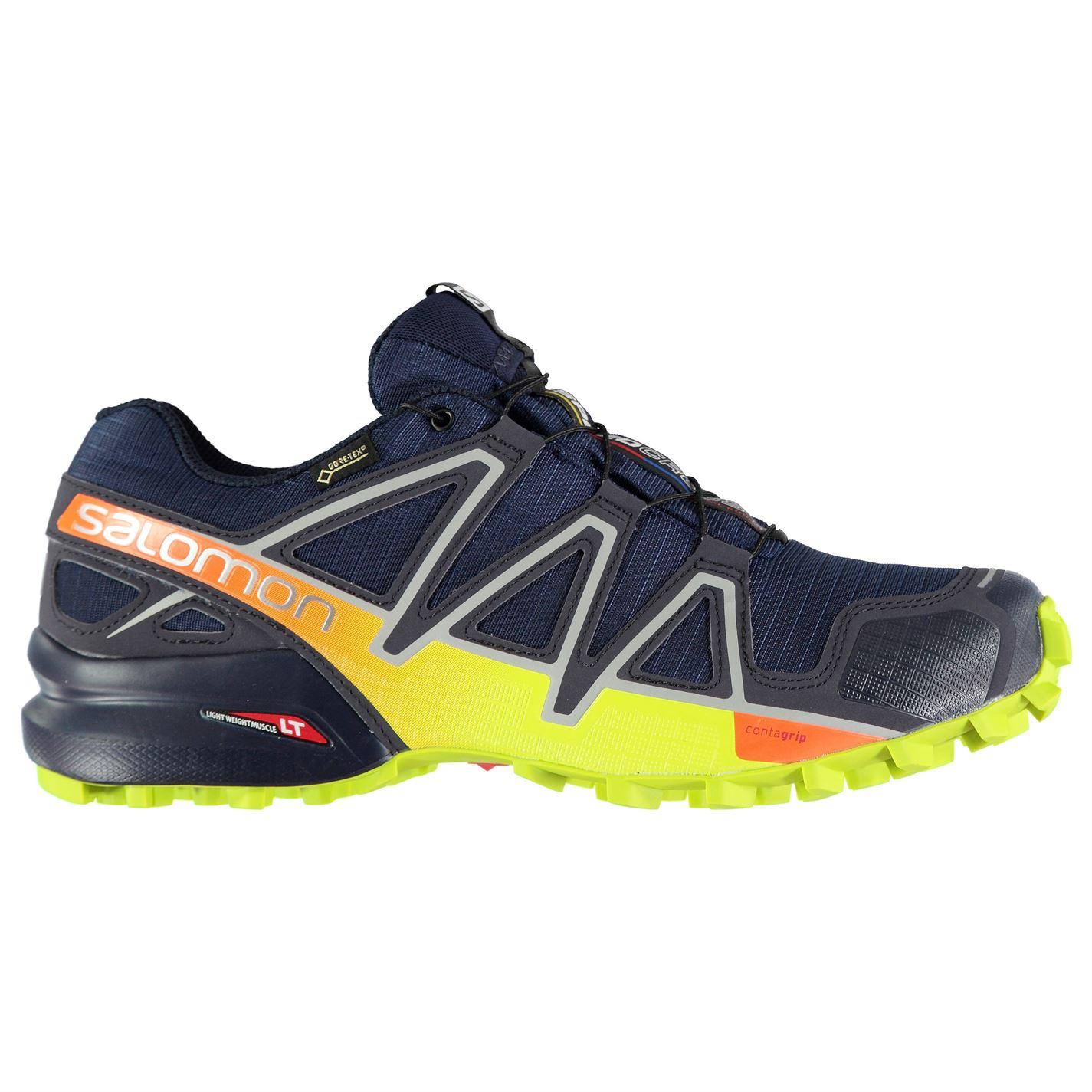 ... GTX Mens Trail Běžecké boty. Nové Salomon Speedcross ... 7299266c23