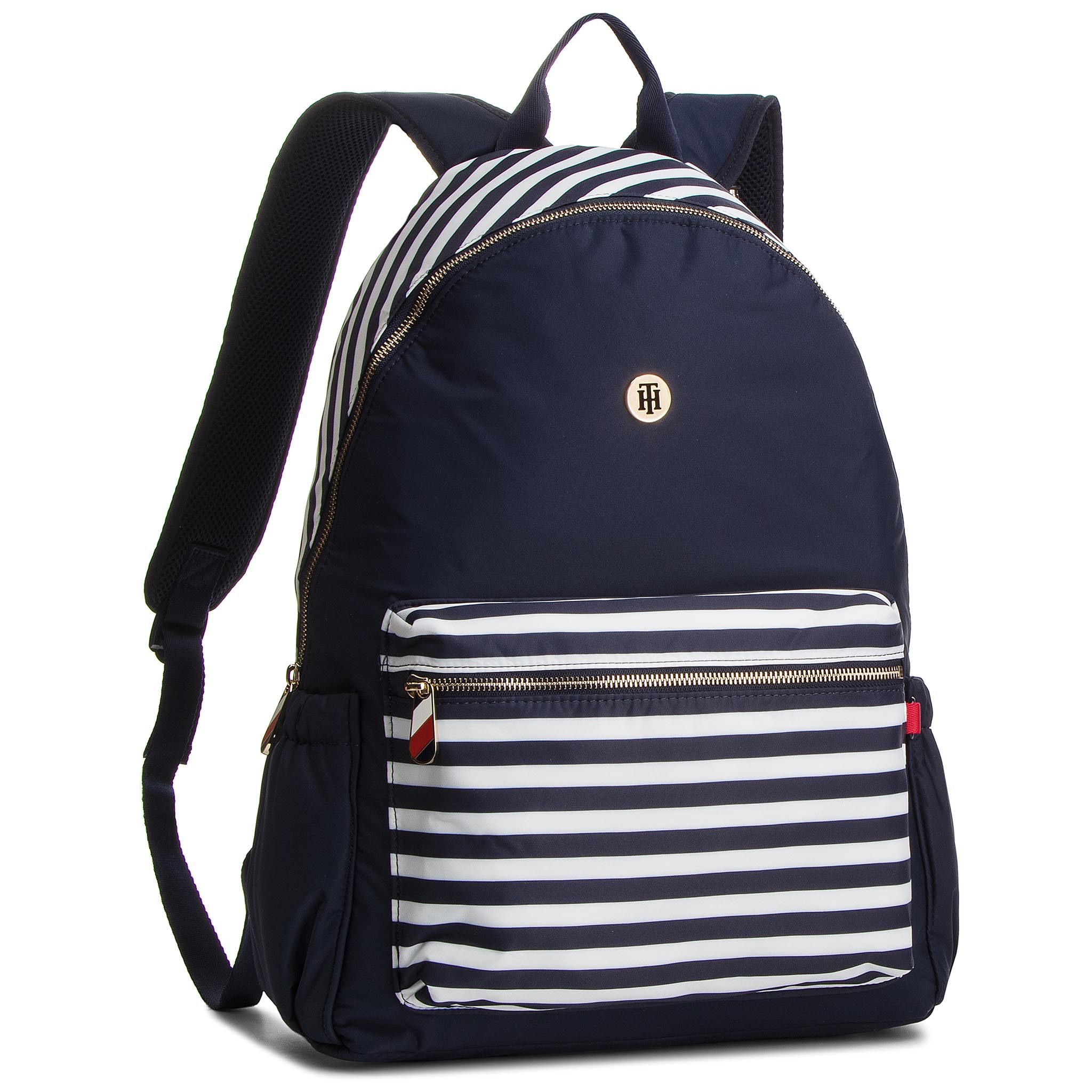 Hátizsák TOMMY HILFIGER - Th Baby Backpack AU0AU00419 901 - Glami.hu 9a89f85597