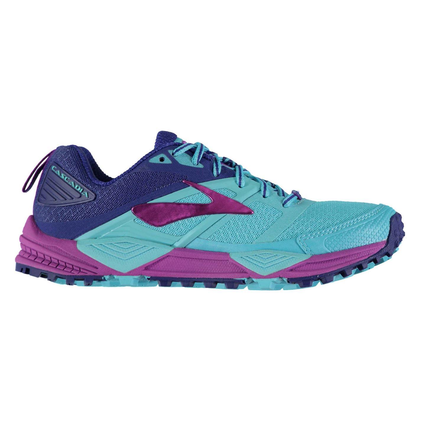 b7133843fcf Brooks Cascadia 12 dámské běžecké boty Blue Pink - Glami.cz