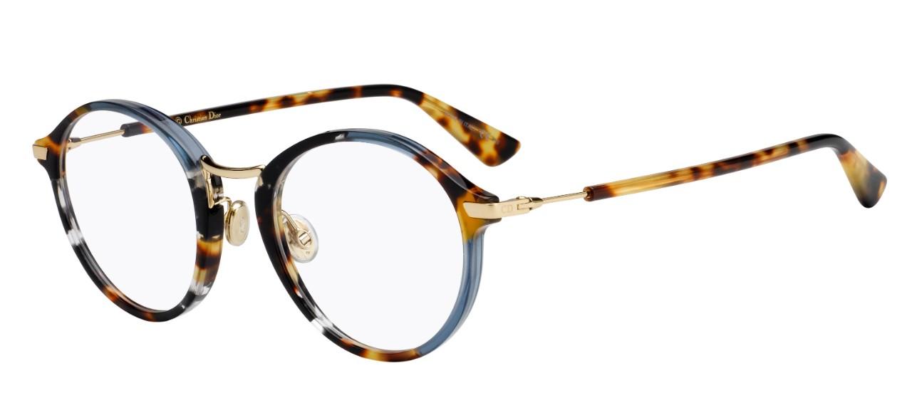 dioptrické okuliare Dior DIORESSENCE6 JBW - 49 21 145. Nové dioptrické  okuliare Dior ... 727239354f8