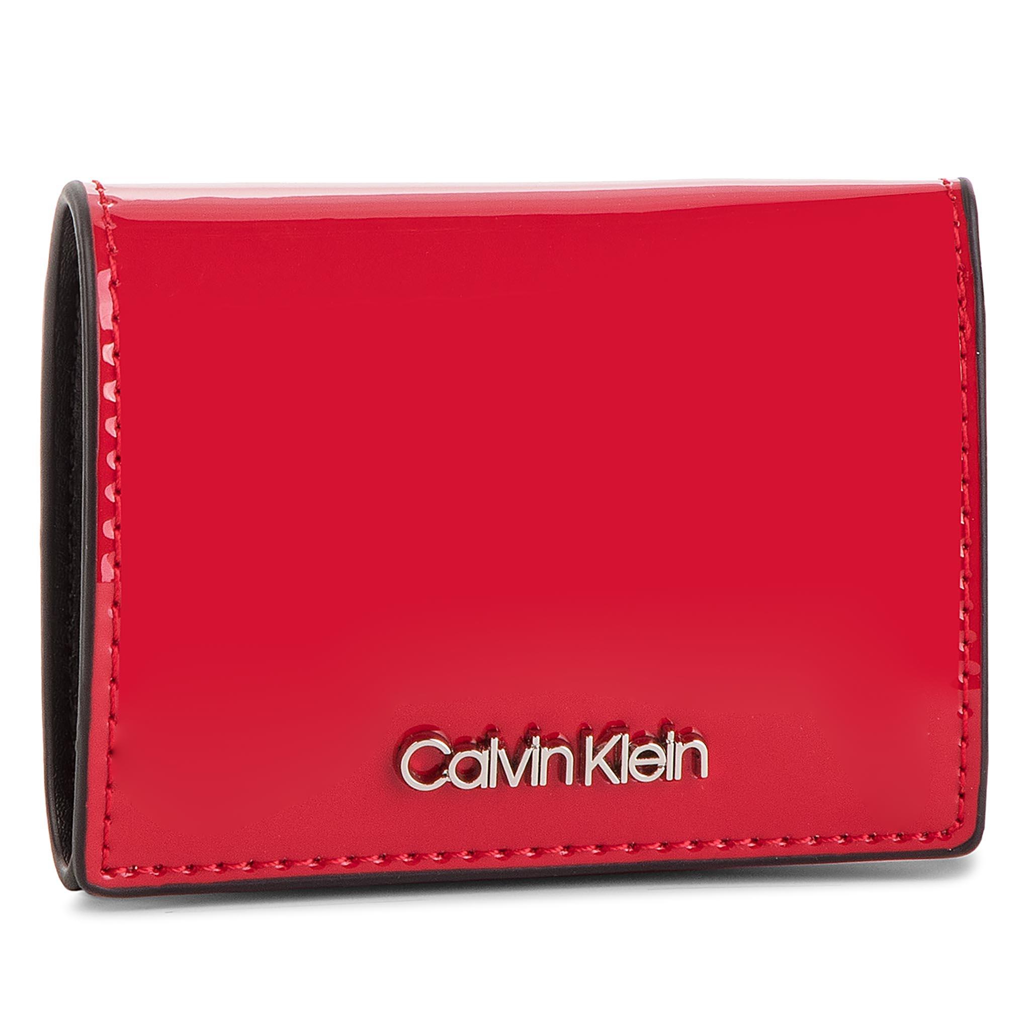 4bafa79703cc ... Dámska Peňaženka CALVIN KLEIN - Small Wallet P K60K604960 640. -13%.  Malá ...