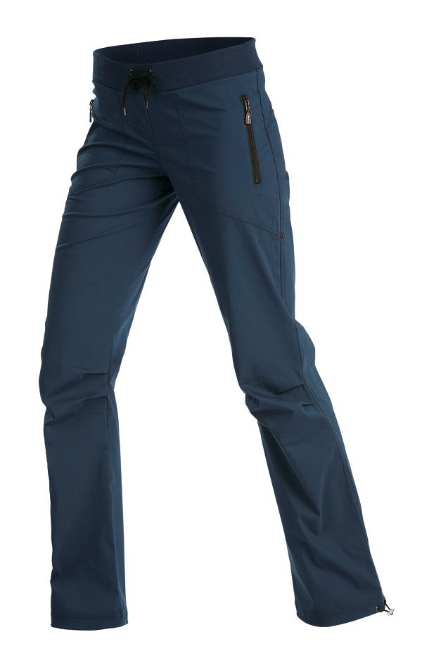 LITEX Kalhoty dámské dlouhé bokové. 99570514 tmavě modrá S - Glami.cz 86ed438e60