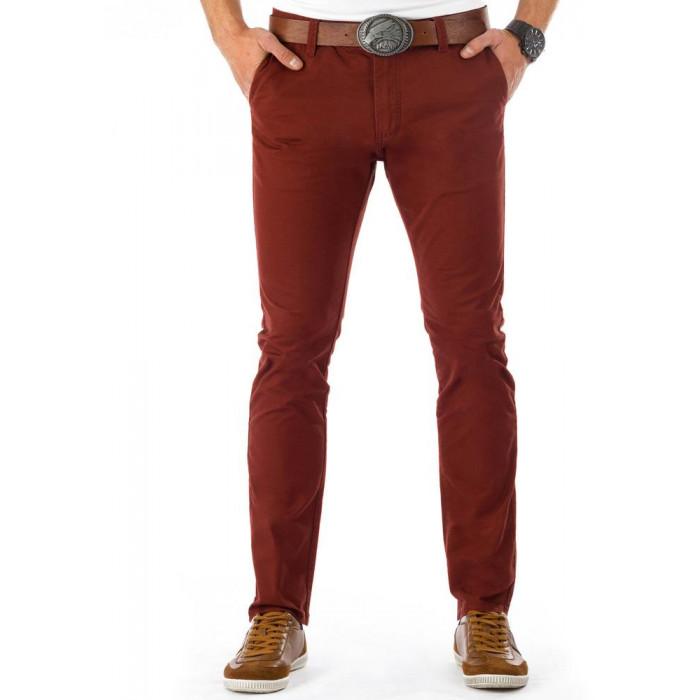 DStreet kalhoty pánske chinosy (ux0382) - Glami.sk 6cdf0d40d79