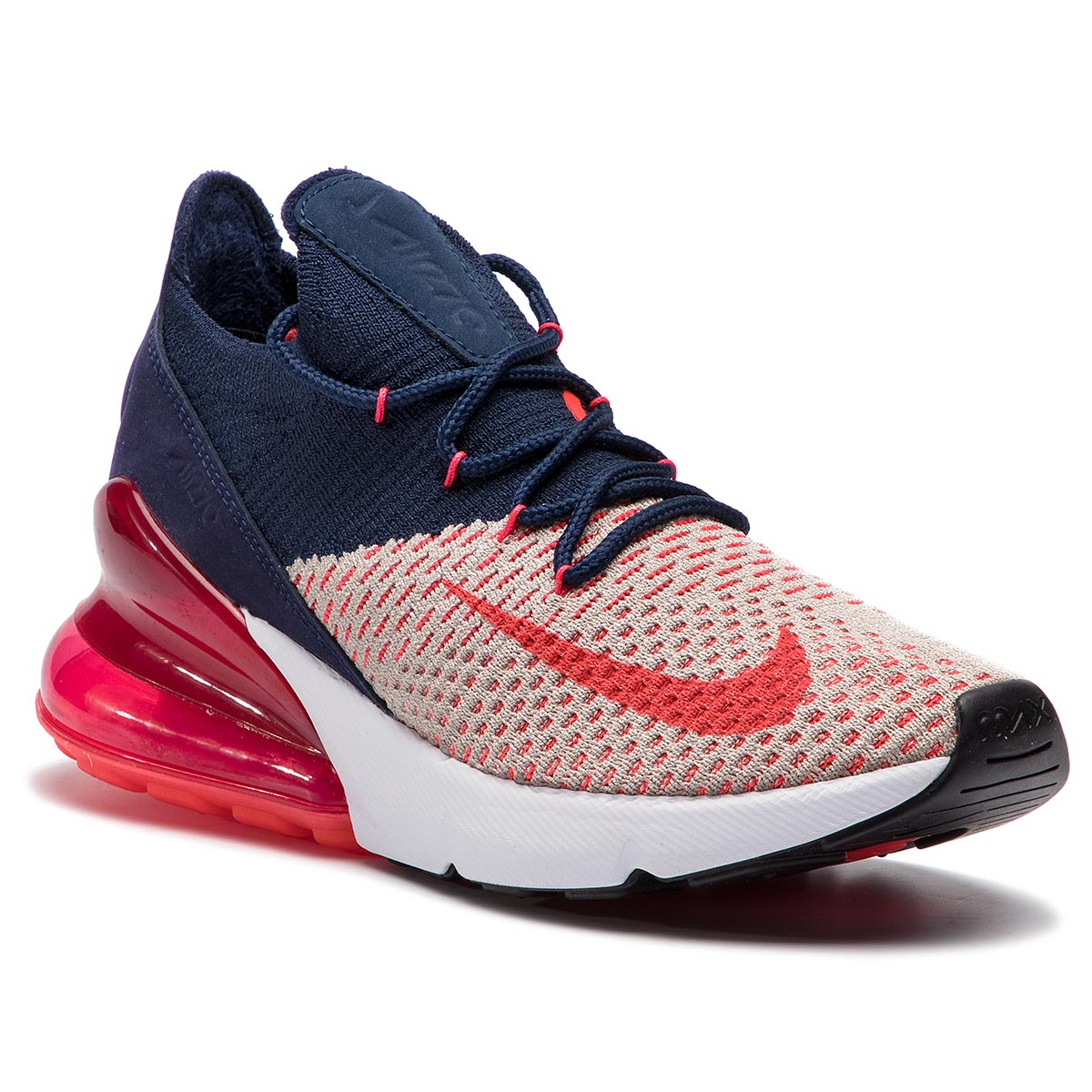 Cipő NIKE - Air Max 270 Flyknit AH6803 200 Moon Particle Red Orbit ... f51ba83f77