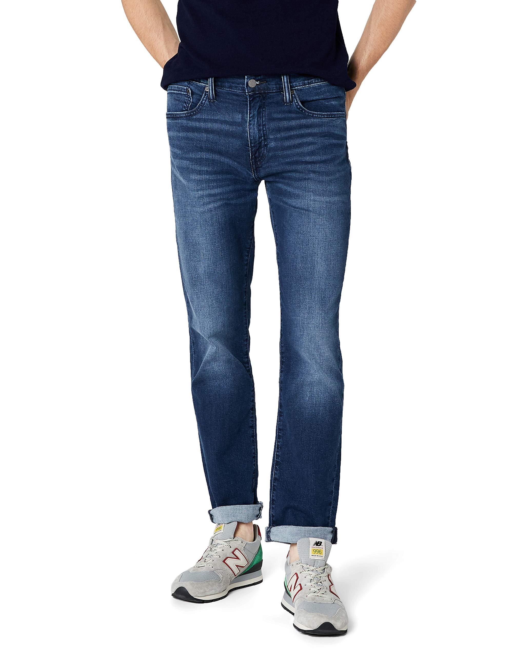 04a3273429d Levi s Herren Jeans 511 Slim Fit