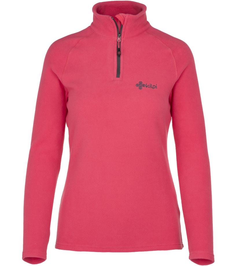KILPI Dámská fleece mikina ALMAGRE-W JL0413KIPNK Růžová 36. 1 866bf46779