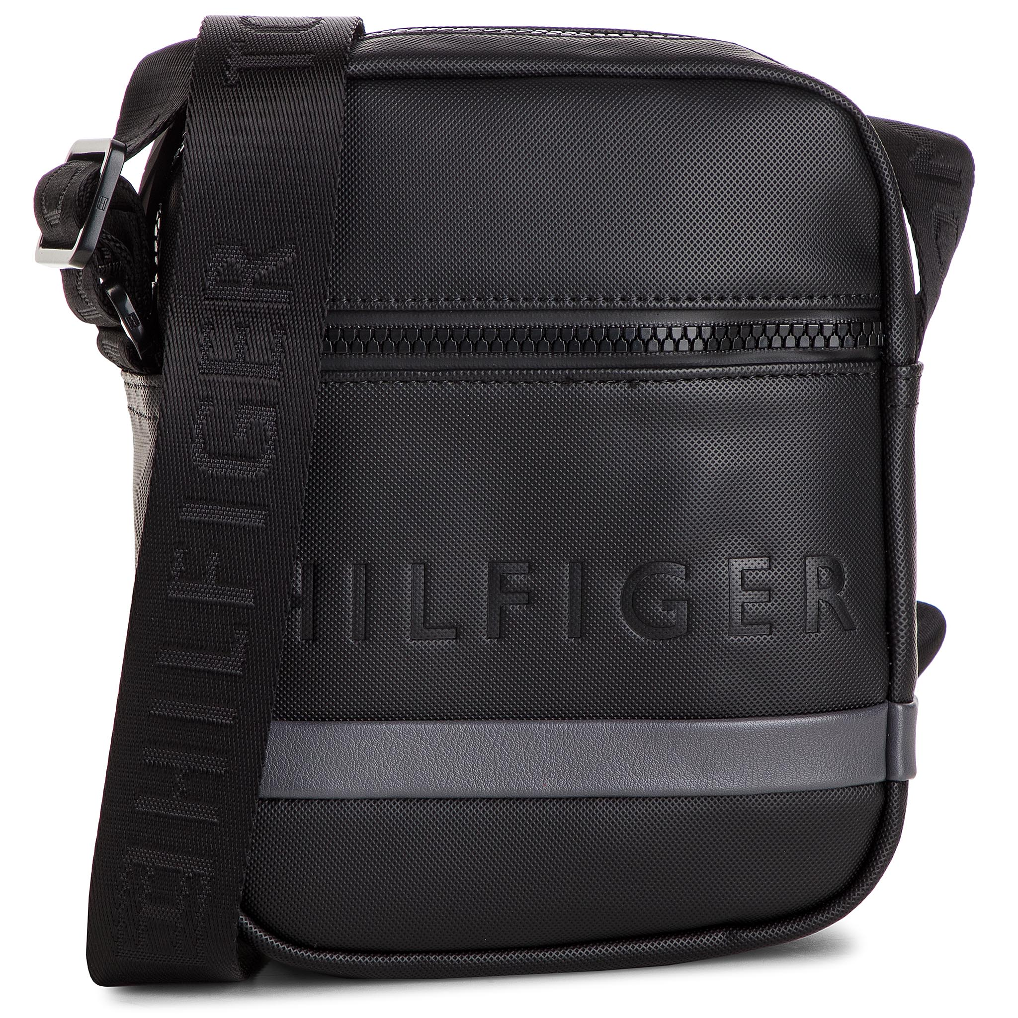 920d914225961 Geantă crossover TOMMY HILFIGER - Offshore Mini Reporter AM0AM04233 901
