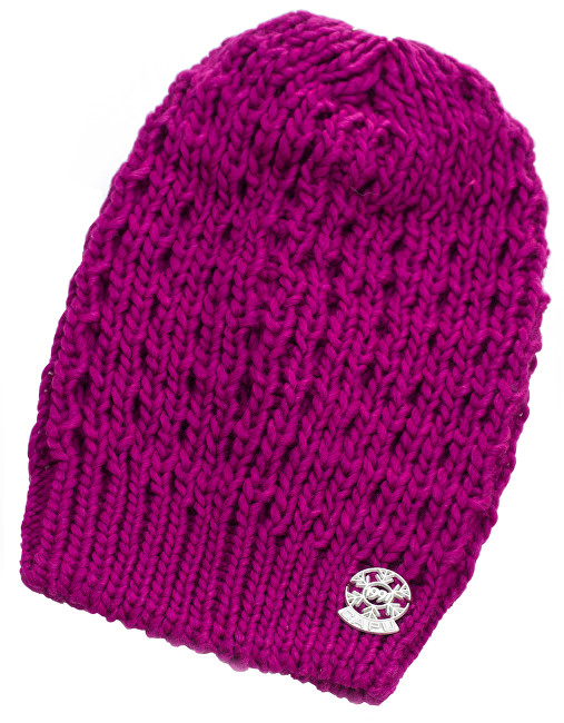 0bee65613 CAPU Zimná čiapka 354-D Fuchsia - Glami.sk