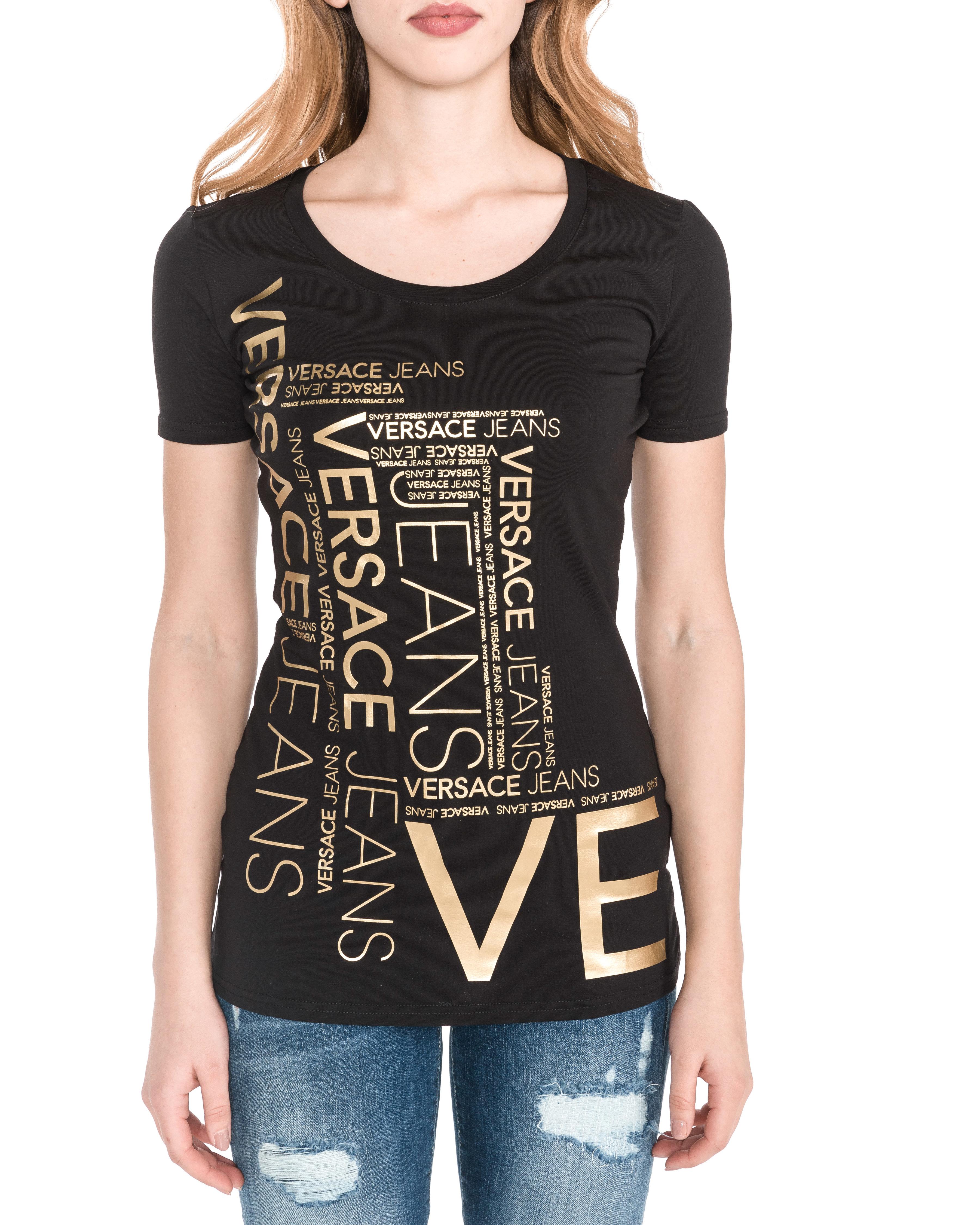 ... Versace Jeans Póló Fekete Arany. -40%. Női ... 14f3186c7c